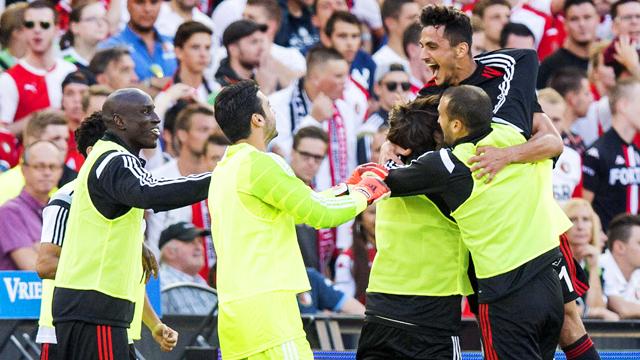 Beşiktaş 2-1 Feyenoord Maçı Geniş Özeti ve Golleri